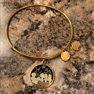 Haunted Mansion Alex and Ani Bracelet